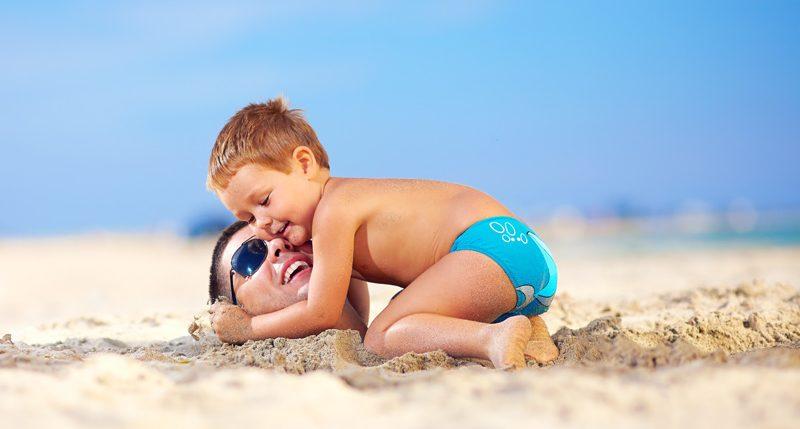 Am 40. Tag nach Ostern ist Vatertag. Weitere Informationen und Hintergründe zum Vatertag findest Du hier.