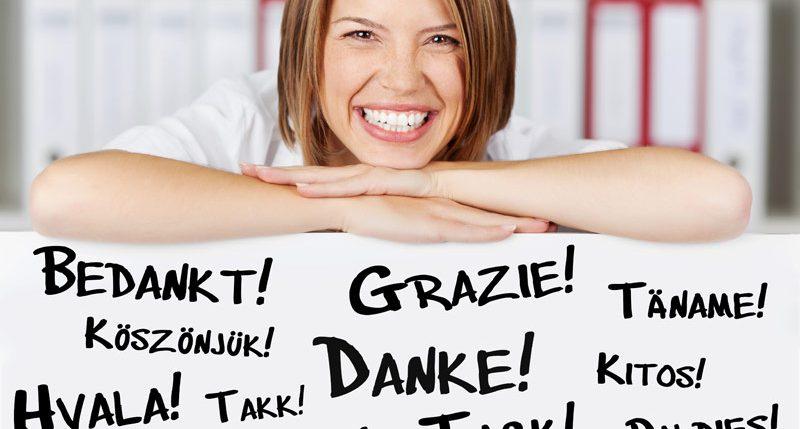 Am 26. September ist der europäische Tag der Sprachen.Weitere Informationen und Hintergründe zum europäischen Gedenktag der Sprachen findest Du hier.