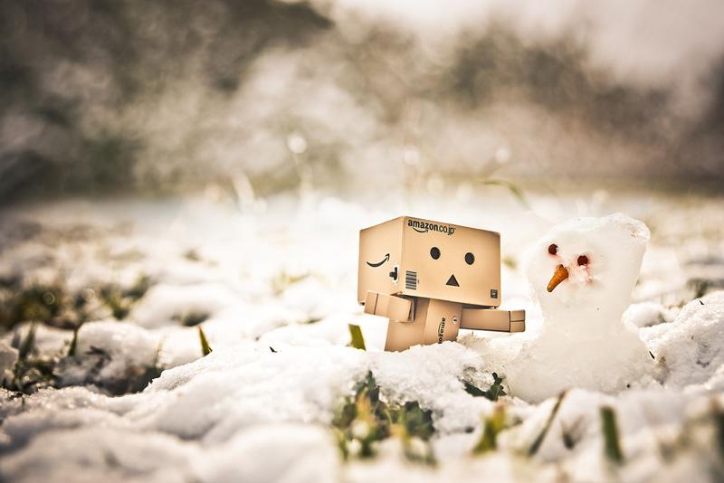 welttag des schneemanns