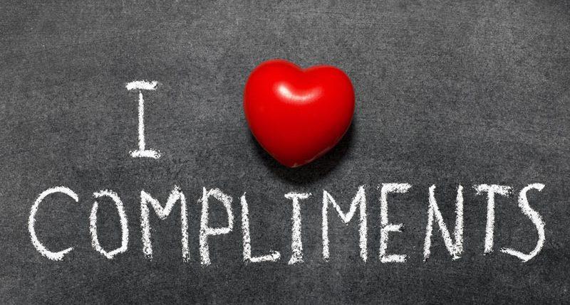 Am 1. März ist Tag der Komplimente. Weitere Informationen und Hintergründe zum Aktionstag der Komplimente findest Du hier.