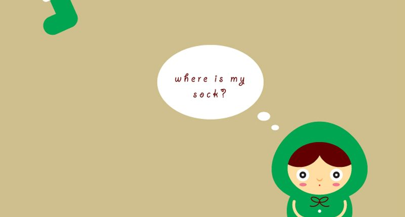 Am 9. Mai ist Tag der verlorenen Socke. Weitere Informationen und Hintergründe zum Aktionstag der verlorenen Socke findest Du hier