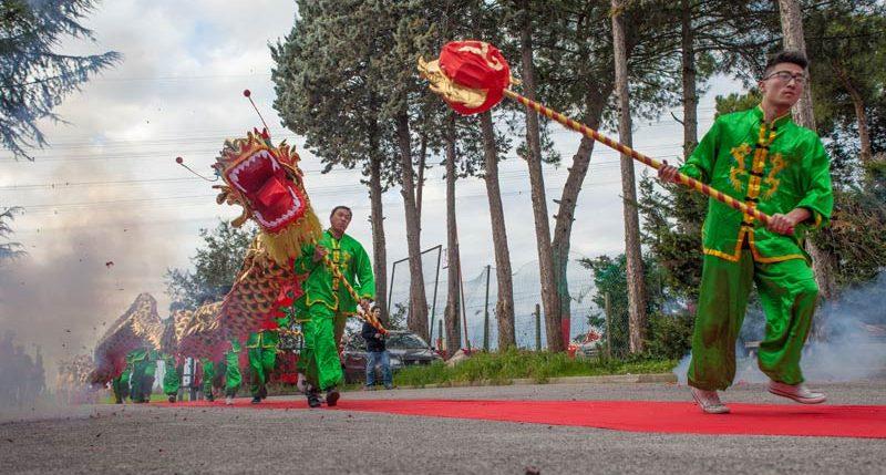 Alle Informationen und Hintergründe zum Feiertag Chinesisches Neujahrsfest
