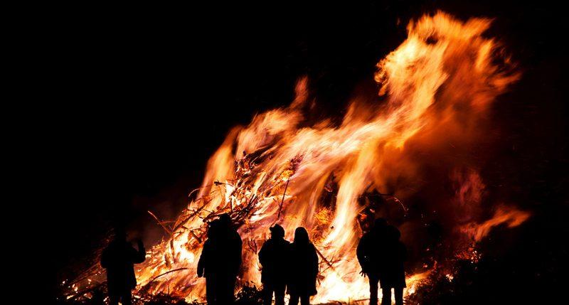 Am 30. April ist Walpurgisnacht. Weitere Informationen und Hintergründe zur Walpurgisnacht findest Du hier.