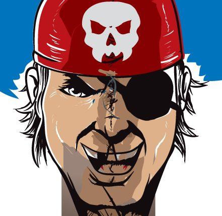 Am 19. September ist Talk Like a Pirate Day. Weitere Informationen zum Aktionstag Talk Like a Pirate Day findest Du hier.