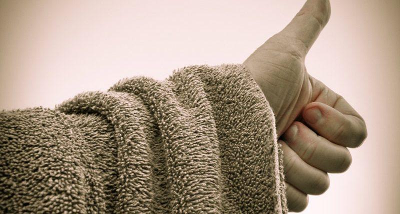 Am 25. Mai ist Towel Day. Weitere Informationen und Hintergründe zum Gedenktag Towel Day findest Du hier.