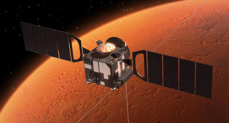 Am 28. November ist der Tag des Roten Planeten. Der Mars ist mit bloßem Auge von der Erde aus zu erkennen. Touristisches Ziel für Lebensmüde